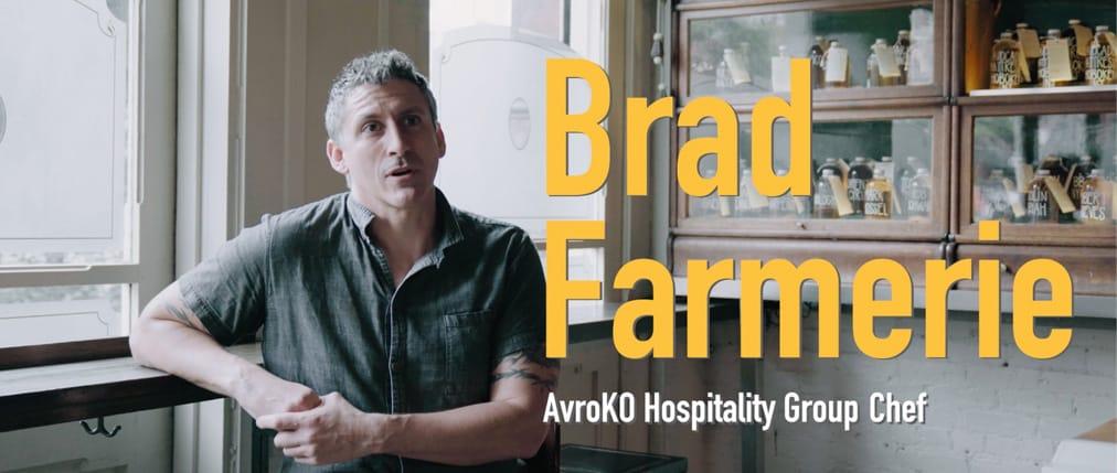Brad Farmerie
